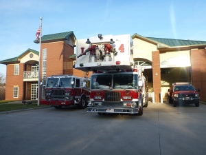 Cornelius Lemley Fire Station 2