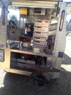 Farrier-portable blacksmithing