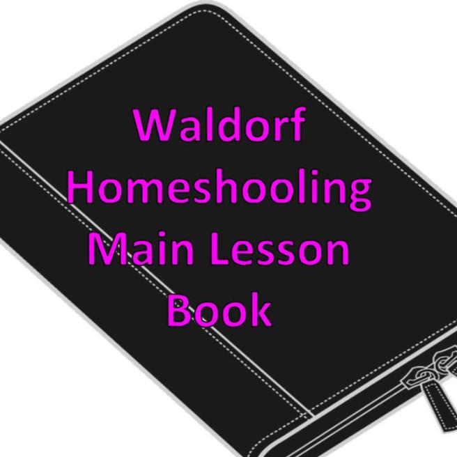 main lesson book