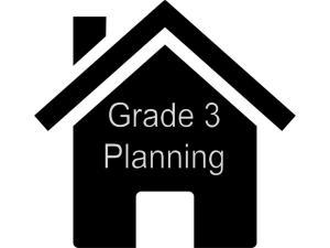 grade 3 planning