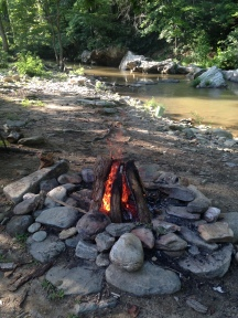 Camp fires!