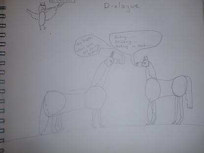 Parks' Dialogue