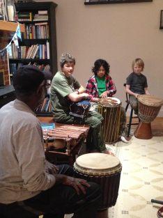 Drumming is Back!