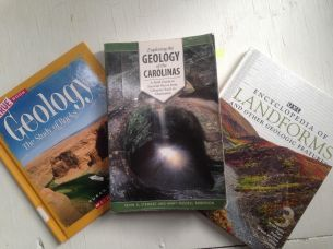 Geology Books that we used