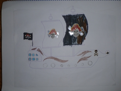 Blackbeard's Ship