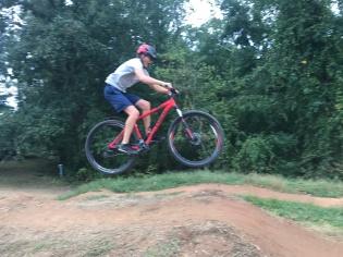 Jumping at Kolo