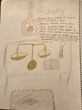 Her main lesson page on Alchemy.