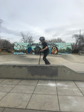 Jordan Skate Park