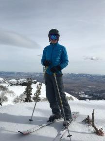 Skiing in Utah