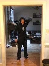 Rain gear for sailing!