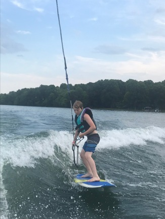 More surfing!