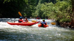 Funyaking the Green River!