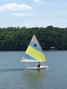 Sailing camp-Parks