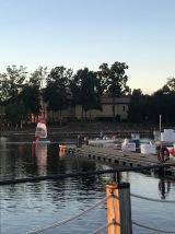 Sailing practice!