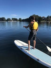 Wednesday paddle