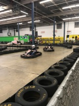 Go Karts with Cousins