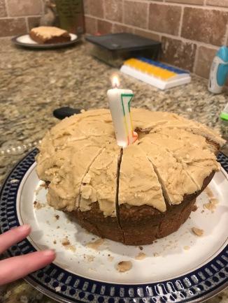 Pound cake!