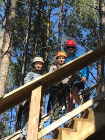 WWC high ropes