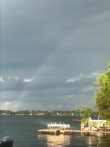 Summer rainbow!
