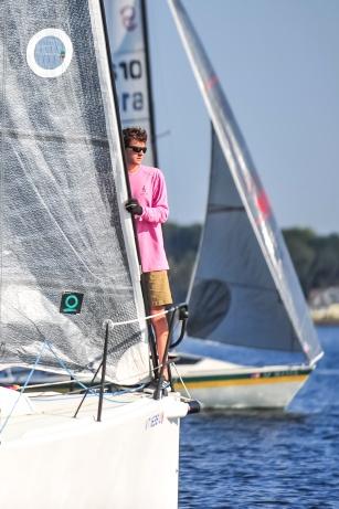 Sims sailing
