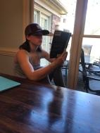 Still reading