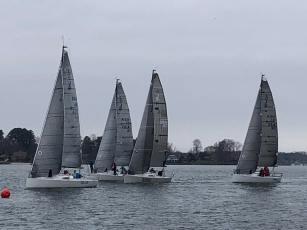 J88 regatta